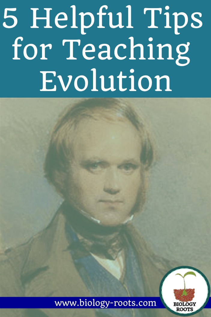 5 Tips for Teaching Evolution | Tips for teaching natural selection