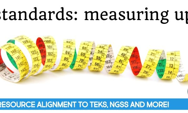 NGSS, GSE, TEKS